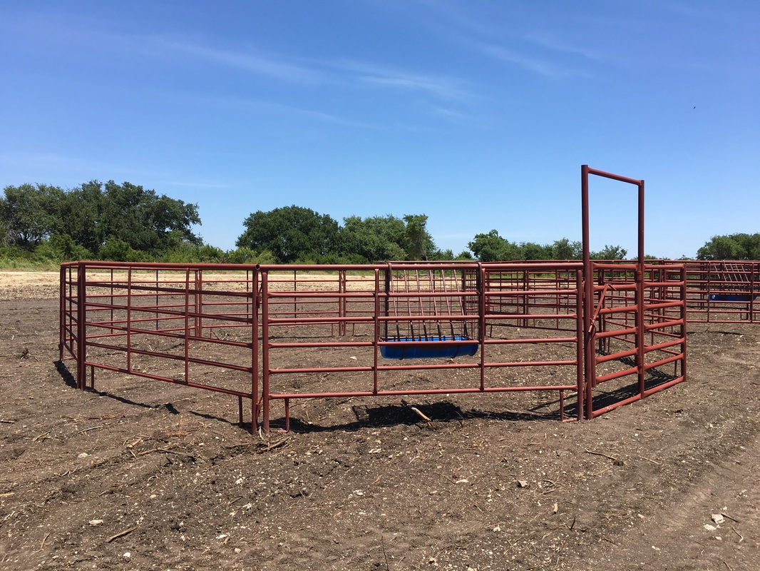 Panels And Round Pens Dubose Pipe Amp Gate Inc 14629 N